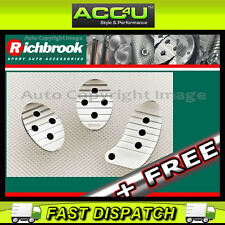 Richbrook Racing Heel & Toe Aluminium Car Pedals Set+FR