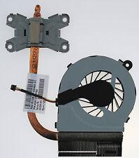 HP pavilion g6-1000 série ventilateur dissipateur de chaleur 646578-001 657942-001 643258-001 641140