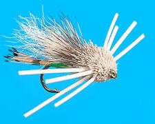 Tarantula, Green - 6 pcs. size 6