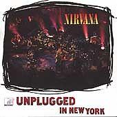 Nirvana : Unplugged in New York CD (1994)