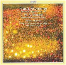 Krommer: Bassoon Quartets; Mozart: Sonata for Bassoon & Cello, , Very Good