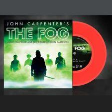 "The Fog  - 7"" Original Themes - Red Vinyl - Limited 500 - OOP - John Carpenter"