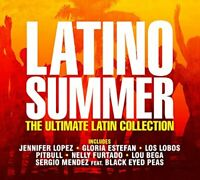 Audio CD - Latino Summer mit OVP