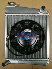 "Enfriador Radiador + 9"" Fan Classic Racing AUSTIN MINI High Flow"