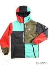 686 Reclaim Project Sz S infiDRY Snowboarding Windbreaker Jacket