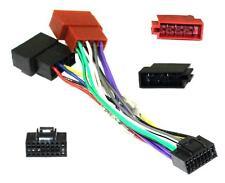 Adaptador cable enchufes ISO para autoradio Pioneer