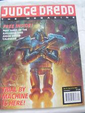 Judge Dredd Megazine Volume 2 Issue 12 -October 1992 - 2000AD