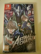 Astral Chain (Nintendo Switch, 2019) neuf sous blister fr