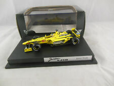 Hotwheels Mattel 26755 2000 Jordan EJ10 Grand Prix car Racing No 6 Jarno Trulli