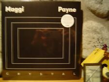 MAGGI PAYNE Crystal LP/86 Electronic/Robert Ashley/Alvin Lucier/Pauline Oliveros