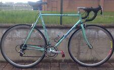 Bici Corsa Bianchi Vento 606 acciao Campagnolo 8 S 56 steel Road Bike vintage
