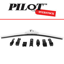 "Pilot Automotive Windshield Wiper Replacement 22"" White Beam Blade - US SELLER"