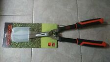 tijera cortasetos hojas serradas 61cm black deker