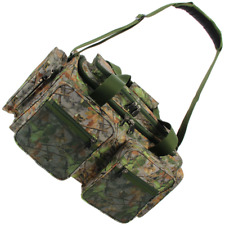 Neuf XXL Sac de Pêche Carry All Camouflage Xpr 61x29x31cm avec 5 Poches