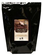 Numi Organic Tea Chocolate Pu-erh Tea, Loose Leaf Tea, 16 Ounce Bulk Pouch Short