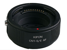 New Kipon Lens Adapter-Contax/N1 Lens To SONY  E-mount NEX camera,CN1-SE AF