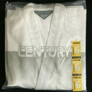 "Century Martial Arts Student Uniform Childrens Sz 1 Lightweight 6oz 4'3""-4'-8"""