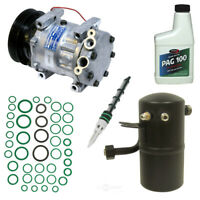 A/C Compressor & Component Kit-LX UAC KT 4187 fits 98-99 Mazda 626 2.0L-L4