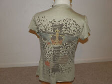Shirt size Small Love Amour shirt size Small Green Crown shirt size S New $75
