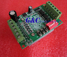 Cnc Router Single Axis 3A Tb6560 Stepper Motor Drivers Board axiscontro 24V M19