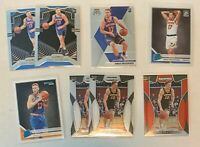 2019-20 Prizm Ignas Brazdeikis 8 Card RC Lot - Mosaic + Optic + Donruss