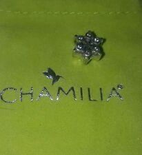 brand new chamilia  snowflake cz ja-42