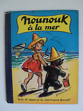 NOUNOUK A LA MER, Germaine Bouret, 1951