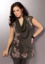 Vêtements chemisiers pour femme taille 40