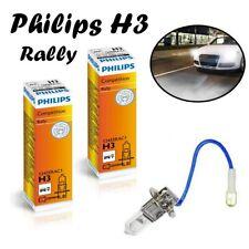 2x Philips H3 100W 12V PK22s 12455RAC1 Clear White Scheinwerfer Off-Road Birne