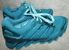 Adidas Springblade Drive 2 Teal SAMPLE Womens Running Shoes Size 7 C75668