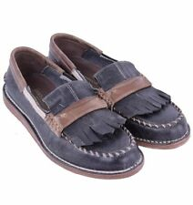 Dolce&Gabbana Loafers 100% Leather Shoes for Men