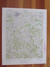 Marion Illinois 1958 Original Vintage USGS Topo Map