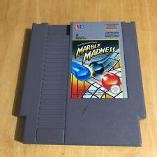 Nintendo NES Game - Marble Madness - NES-MV-UKV