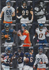 CHICAGO BEARS 2014 Panini Prizm Team Set 10 Cards GALE SAYERS Hampton FULLER RC