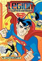 Legion of Superheroes - Vol. 2 (DVD, 2008)