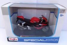 Maisto Suzuki Diecast Motorcycles