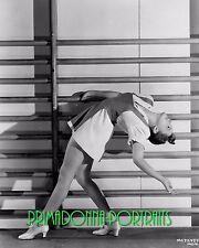 "JUDY GARLAND 8X10 Lab Photo B&W Movie Scene ""ZIEGFELD FOLLIES"" 1946 Dancing"