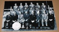 CHRIS LAWLER & TOMMY SMITH Liverpool Genuine HAND SIGNED 12x8 Photo + COA PROOF