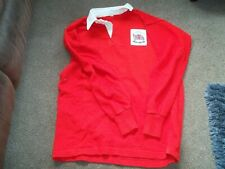 Genuine Vintage Police Man's Long Sleeve Shirt athletics 1970's