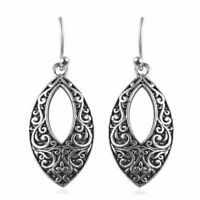 925 Sterling Silver Costume Fashion Drop Dangle Earrings Jewelry for Women s