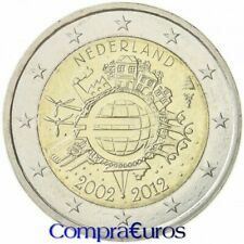 2 Euros Conmemorativos PAISES BAJOS 2012 *TYE* Sin Circular