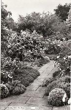 The Rose Garden, Newby Hall, Nr RIPON, Yorkshire RP
