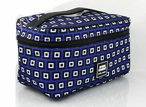 Estee Lauder Medium Cosmetic Makeup Bag Train Case
