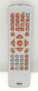 RCA RCR195DA1 DVD Remote Control NOT TESTED Preown Good