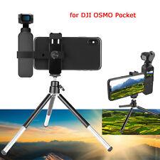 Aluminum Mount Triangular Bracket Fixed Holder for DJI Osmo Pocket Camera Black