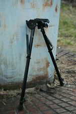 Harris Rifle Bipod Ultralight Series 1A adjustable 13 - 23 early style used