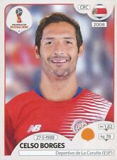 404 CELSO BORGES COSTA RICA RC.DEPORTIVO STICKER WORLD CUP RUSSIA 2018 PANINI
