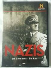 NAZIS The Third Reich- The Rise History Channel disc 1 DVD