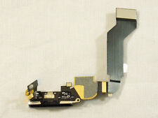 NEW Dock Connector 821-1301-A for Apple iPhone 4S Black A1387 US Free Shipping