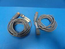 2 x Utah Medical 650-605 Cable Zero, Monitor HP 8040A 50IX/XM, M1350A/B (6732)